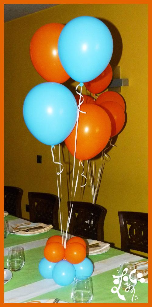 Decoraciones con globos de eleyce eleyce eventos valencia for Decoracion globos valencia