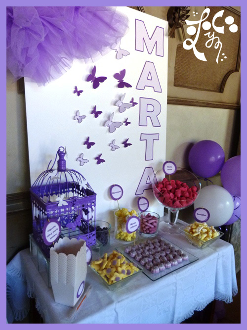 Mesas dulces para comuniones en valencia eleyce eventos - Mesas para comuniones ...