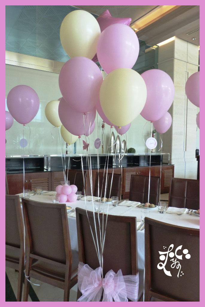 Valencia decoracion con globos para empresas valencia for Decoracion globos valencia