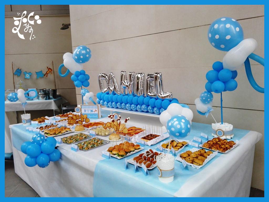 catering merienda fiesta azules ni o valencia eleyce