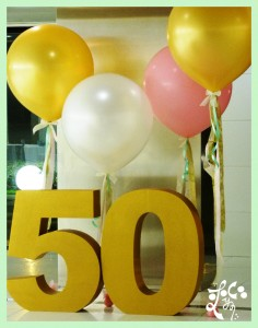 PHOTOCALL 50 CUMPLEAÑOS VALENCIA