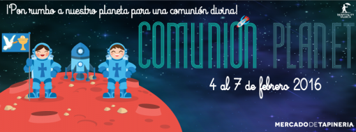 COMUNION PLANET 2016