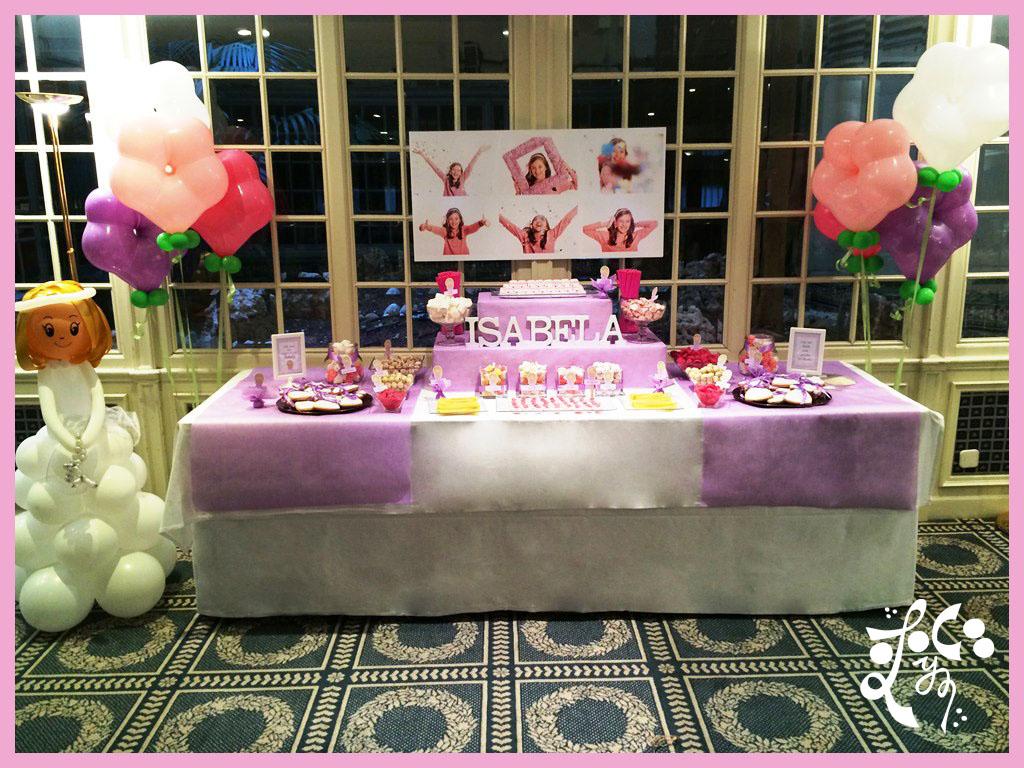 Comunion valencia 2016 eleyce eventos valencia for Mesas dulces comunion nina