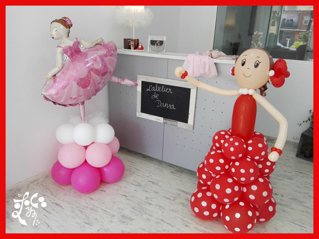 Mu ecas de globo en l atelier de dansa valencia eleyce - Atelier valencia ...