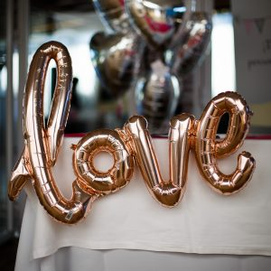 decoración globos boda valencia