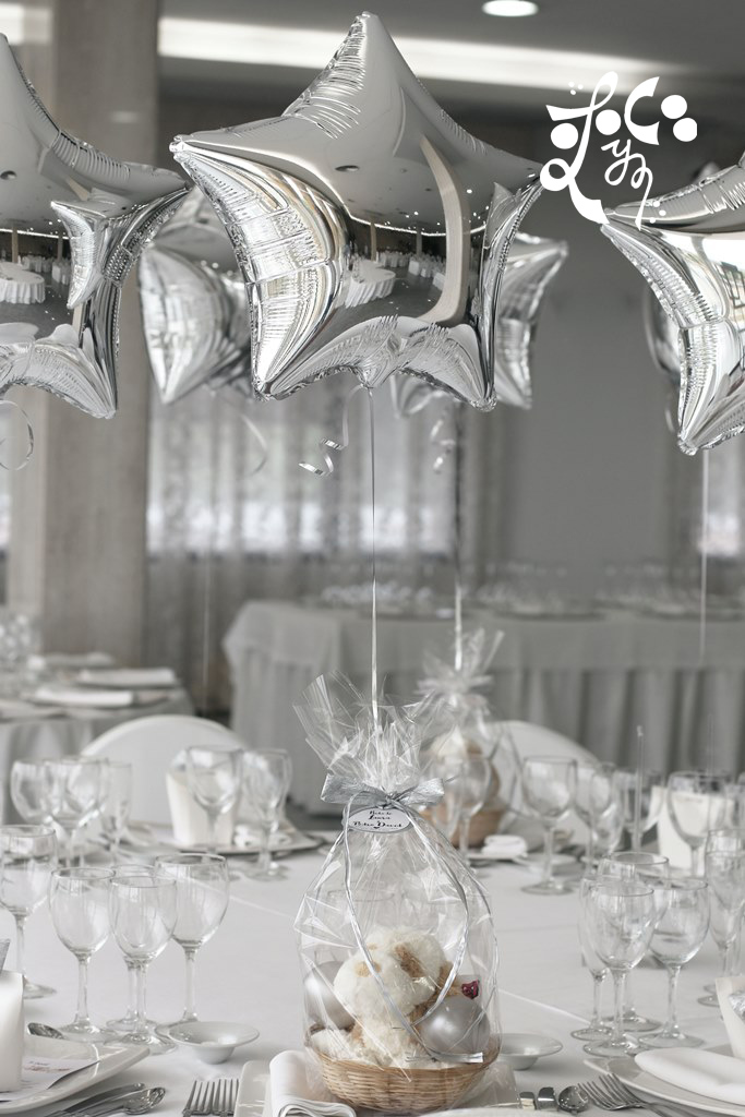 Decoracion con globos y mesa dulce boda valencia eleyce for Decoracion bodas valencia