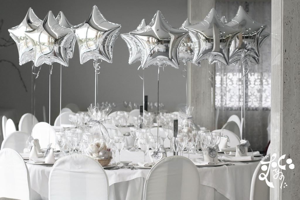 decoracion con globos mesa niÑos boda valencia | eleyce eventos